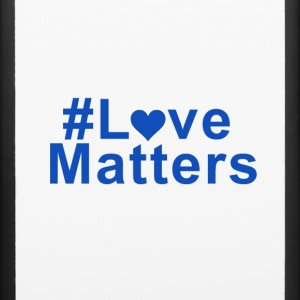 #Love Matters - iPhone 6/6s Rubber Case