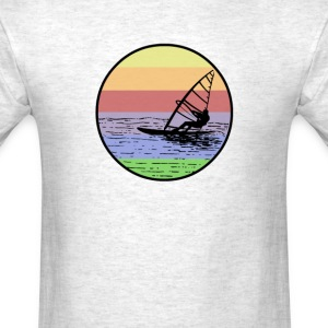 windsurfing tee T-Shirts - Men's T-Shirt
