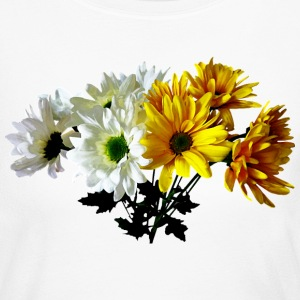 Bouquet of Yellow and White Daisies Long Sleeve Shirts - Women's Long Sleeve Jersey T-Shirt