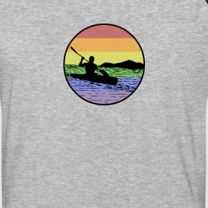 kayaking tee T-Shirts - Baseball T-Shirt