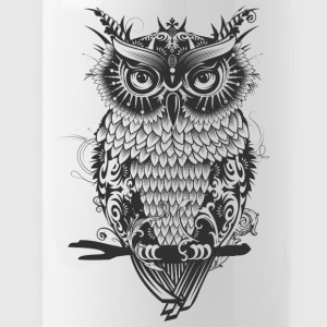 A dark owl Sportswear - Water Bottle