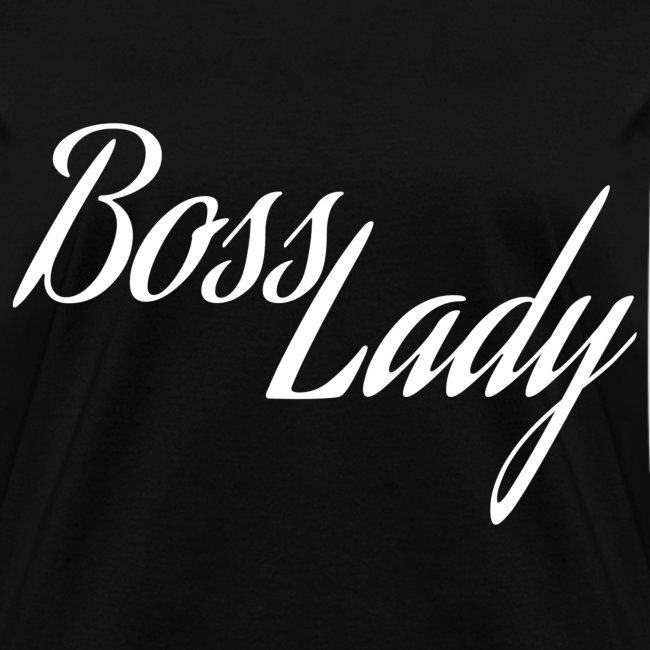 Boss Lady White