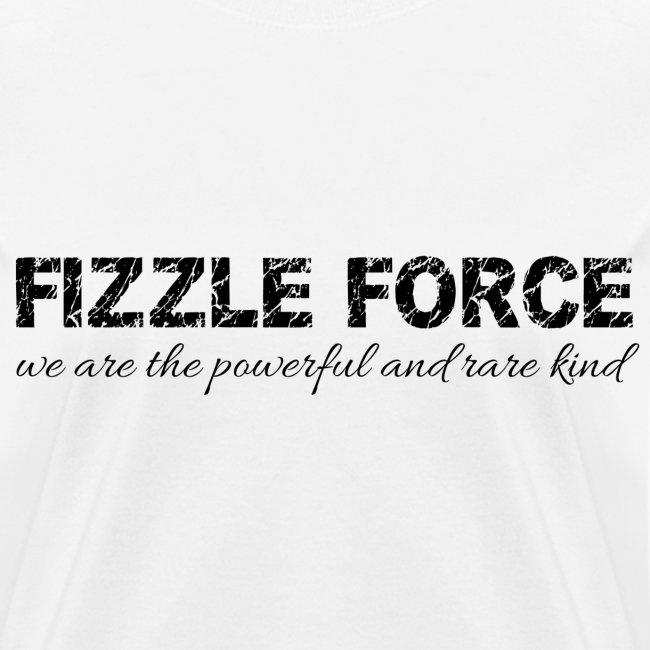 Fizzle Force 3 Black