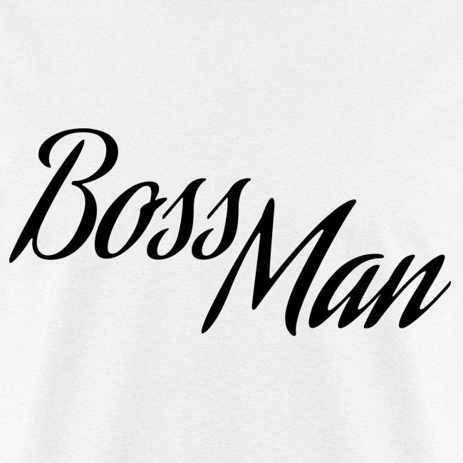 Boss Man Black