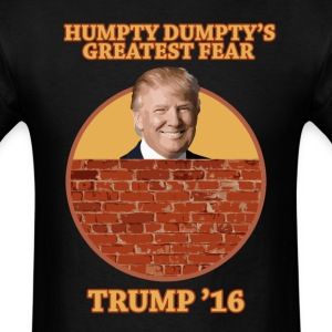 Donald Trump President - Mens Humpty Dumpty Tee - Men's T-Shirt