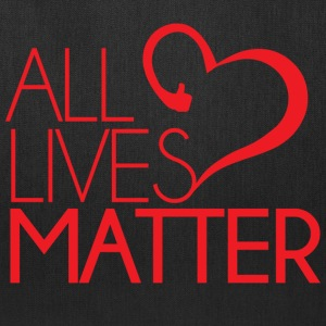All Lives Matter Tote Bag - Tote Bag