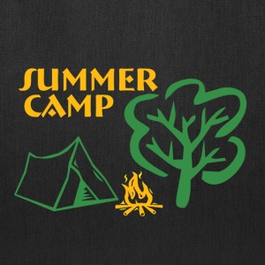 Summer camp Bags & backpacks - Tote Bag