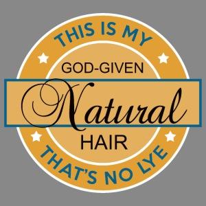 God Given Natural Hair