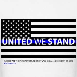 United - White T-Shirts - Men's T-Shirt