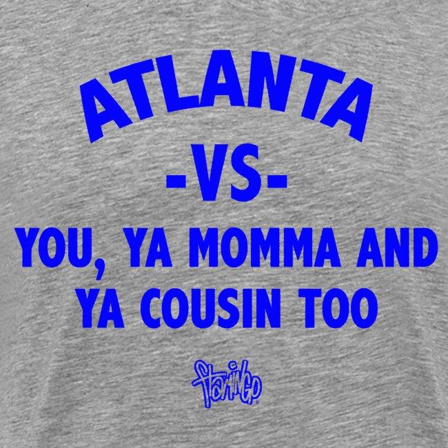 Atlanta VS Tee (Mens) Blue