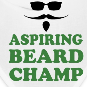 Aspiring Beard Champ Bandana by Big Accessories - Bandana