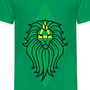 Lion Art - Big Cat Kids' Shirts - Kids' Premium T-Shirt