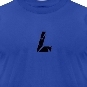 landicatt - Men's T-Shirt by American Apparel