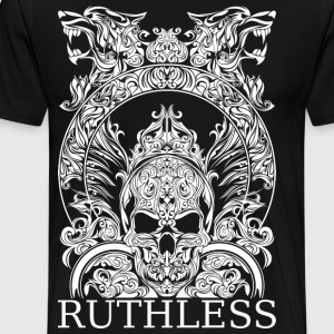 RUTHLESS SKULL - Men's Premium T-Shirt