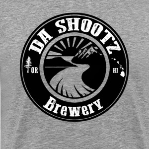 Da Shootz - T-shirt - Men's Premium T-Shirt