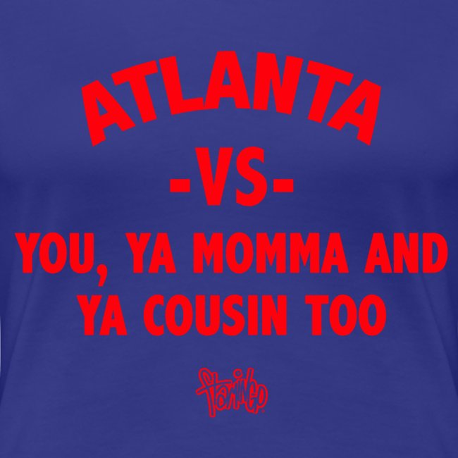 Atlanta VS Tee (Wmns) Red