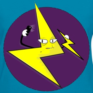 Lightning Bolt T-Shirts - Women's T-Shirt