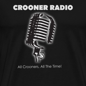 Crooner Radio Design T-Shirts - Men's Premium T-Shirt