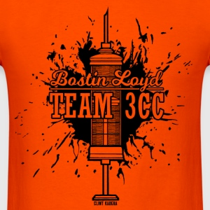 Team3cc Syringe T-Shirts - Men's T-Shirt