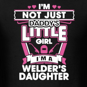 Welder's Daughter Shirt - Men's T-Shirt