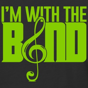 With the Band - Baseball T-Shirt