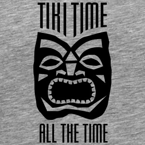 Tiki Time All the Time - Men's Premium T-Shirt