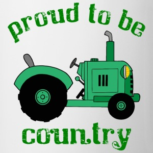Proud To Be Country - Coffee/Tea Mug
