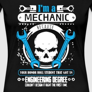 Mechnic Engineering - Women's Premium T-Shirt