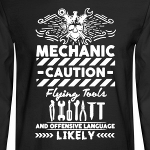Mechanic Shirt - Men's Long Sleeve T-Shirt