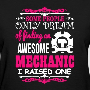 Mechanic's Mom Shirt - Women's T-Shirt