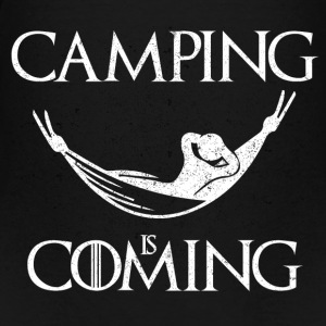 Camping is Coming - Toddler Premium T-Shirt