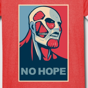 NO HOPE - SHINGEKI NO KYOJIN - Vintage Sport T-Shirt