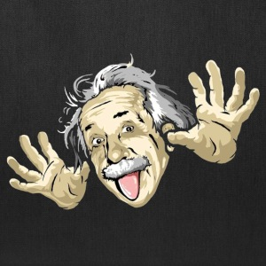 Albert Einstein Bags & backpacks - Tote Bag