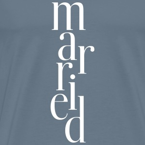 married_T-Shirt - Men's Premium T-Shirt