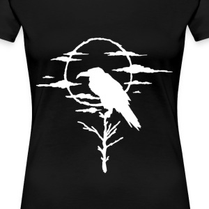 Sentinel of the night T-Shirts (Black) - Women's Premium T-Shirt