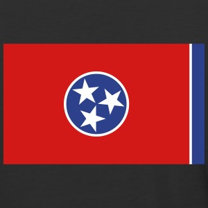 Flag Tennessee T-Shirts - Baseball T-Shirt