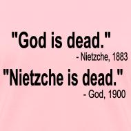 Design ~ GOD IS DEAD...
