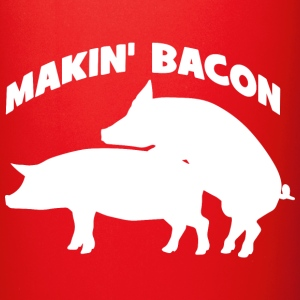 Makin' Bacon Mugs & Drinkware - Full Color Mug