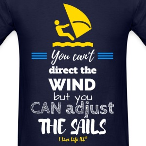 You can adjust the sails tshirts T-Shirts - Men's T-Shirt
