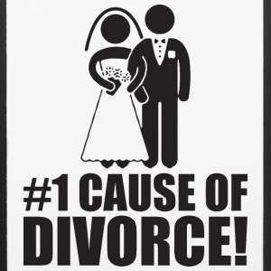 Number One Cause of Divorce (Marriage) Phone & Tablet Cases - iPhone 6/6s Rubber Case