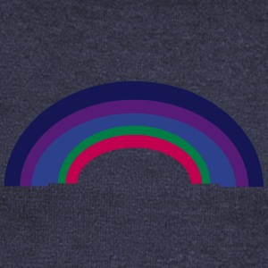 RAINBOW2 Long Sleeve Shirts - Women's Wideneck Sweatshirt