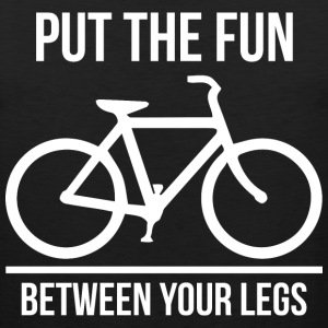 Put The Fun Between Your Legs Sportswear - Men's Premium Tank