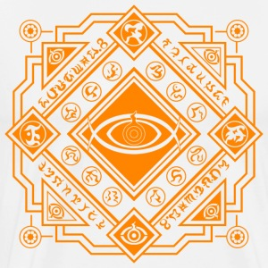 Kamen Rider Club Ghost Orange Seal - Men's Premium T-Shirt