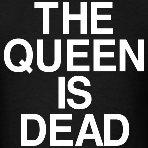 The Queen Is Dead - Men's T-Shirt