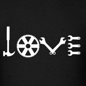 Love Mechanic Shirt - Men's T-Shirt