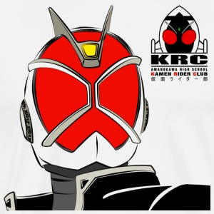 Kamen Rider Club Wizard - Men's Premium T-Shirt