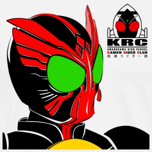 Kamen Rider Club OOO OZ - Men's Premium T-Shirt