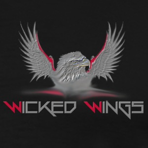 Wicked Wings - Men's Premium T-Shirt