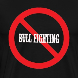 Stop Bullfighting - Men's Premium T-Shirt