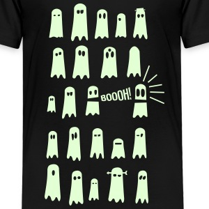 Little Ghosts Baby & Toddler Shirts - Toddler Premium T-Shirt